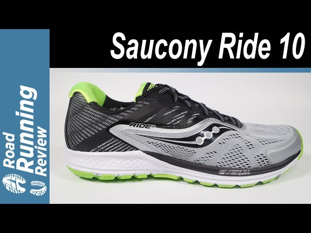 saucony ride 10 caracteristicas