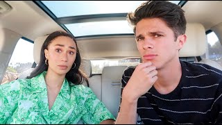 CONFRONTING EVA ABOUT HER NEW BOYFRIEND!!