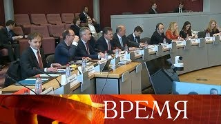 Москва, Брюссель и Киев обсудят транзит газа в Европу.