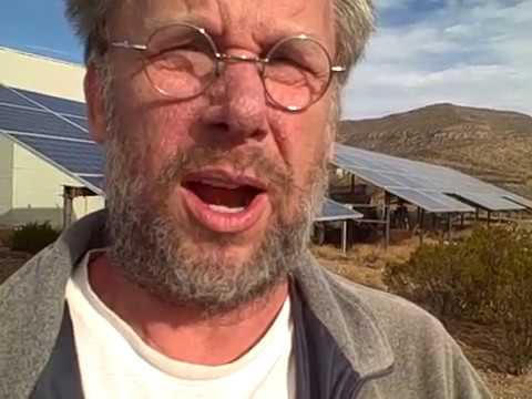 Mining Bitcoin With Solar Panels (part 1)