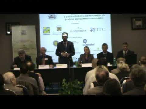 Deschidere Forumul de Agricultura Ecologica 2009 / Romanian Organic Forum 2009