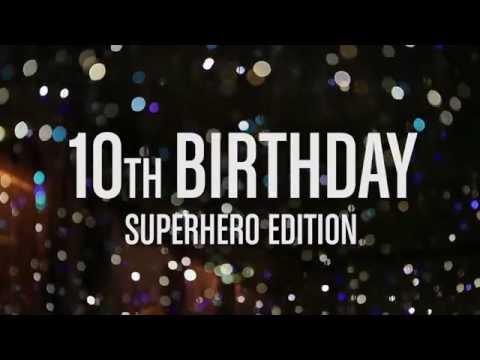Knightsbridge Penthouse 10th Birthday.