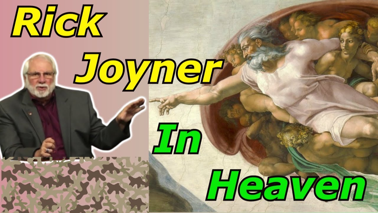 Rick Joyner Spends 8 Hours in Heaven with God and Gets a Promotion!