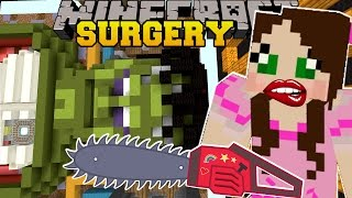 Minecraft: SURGERY ON FRANKENSTEIN