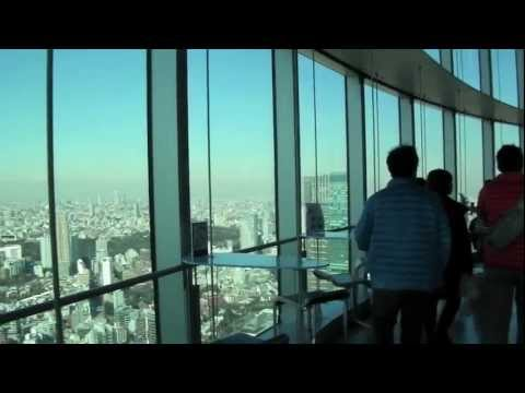 Roppongi-Hills Observatory and Mori Art Museum 2012