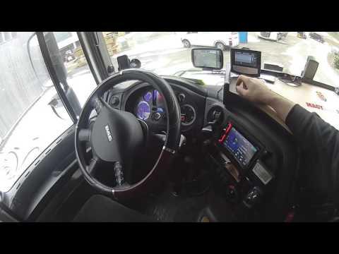 110.Egy nap Lacikával. A kamionos egy napja.5.rész.