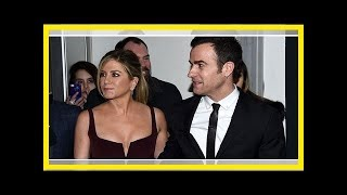 Justin Theroux's Ex-Girlfriend Reportedly Warned Jennifer Aniston About Him, Reports 'Radar Online'