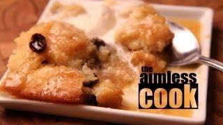 Poor Man's Pudding Recipe - Pouding Chomeur