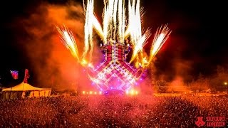 Noisecontrollers - World Of Madness @ Defqon.1 Chile 2015