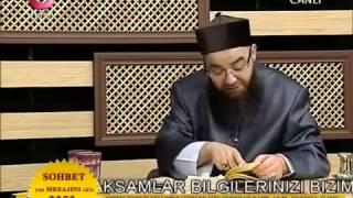 Cübbeli Ahmet Hoca ile Flash TV Sohbeti 37