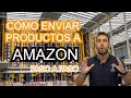 TUTORIAL para ENVIAR productos a AMAZON FBA [paso a paso]