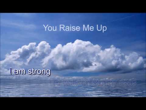 Karaoke - You Raise Me Up (Girls Key)