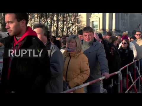Germany: Security high in Berlin as German capital gears up for NYE