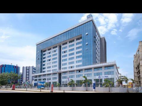 Meridian Group Ghana: Radwan Dakmak Presents EDGE Certified Grade A Office Building Atlantic Tower