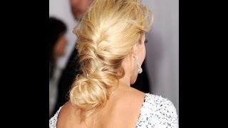Carrie Underwood Grammy Inspired Hairstyle Prom Wedding :) Thumbnail