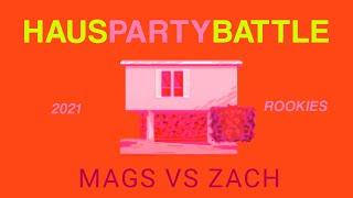 HAUSPARTYBATTLE | 2021 ROOKIES | Maggie vs. Wei Hong
