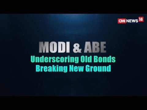 Narendra Modi and Shinzo Abe: Underscoring Old Bonds, Breaking New Ground | Face Off | CNN-News18