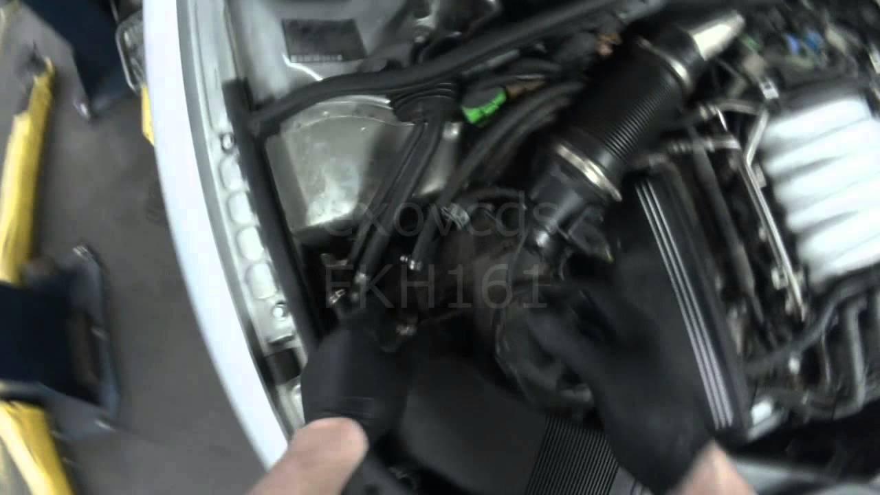 Wiring Diagrams Vw B5 Passat V6 Purge Valve N80 Checking Amp Replacing
