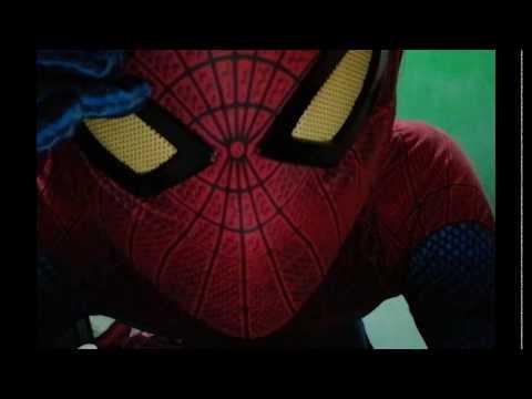 Unboxing Spider Man  Review Suit