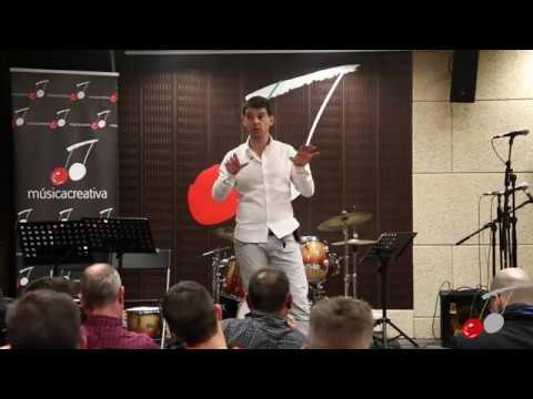 MasterClass en la Escuela de Música Creativa de Madrid
