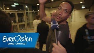 "Cesár Sampson: ""Platz 3 ist großartig""  | Eurovision Song Contest | NDR"