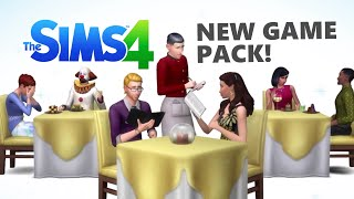 NEW! THE SIMS 4 PACKS: RESTAURANTS & KIDS STUFF(The Sims have announced a new Kids Stuff Pack and Restaurants Game Pack! YAY! My fave Sunny The Clown is returning too! Check out my INSTAGRAM ..., 2016-04-19T16:46:46.000Z)