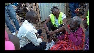 Akothee Returns To Turkana