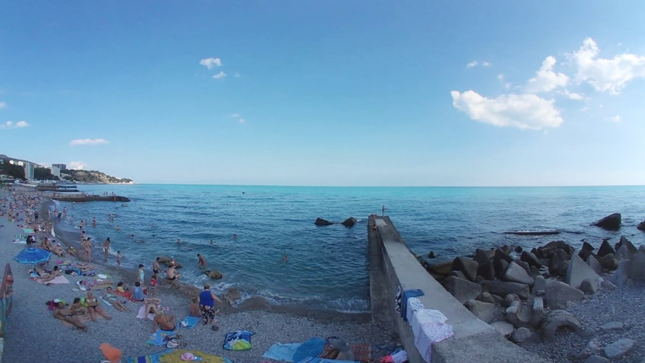 мисхор пляжи фото