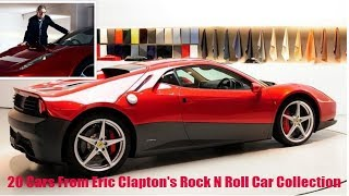 20 Cars From Eric Clapton