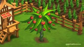 Dragon Fruit Tree - FarmVille 2's Beautiful Thailand Theme