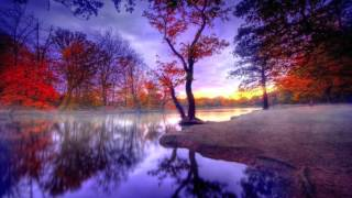 🍁 'Red Leaves of Autumn Eves' 🍁 Chillstep Mix - 432 hz