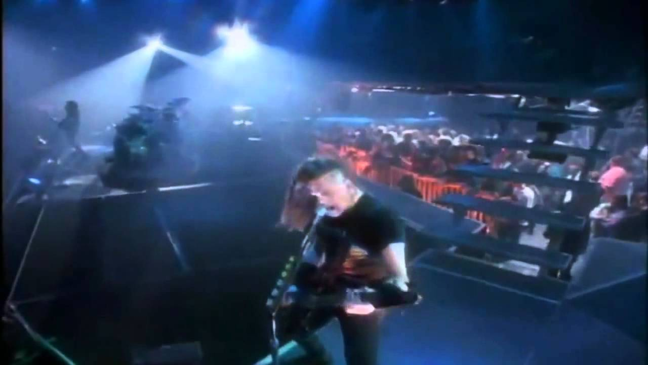 Metallica - Harvester Of Sorrow - [Live San Diego 1992 ...