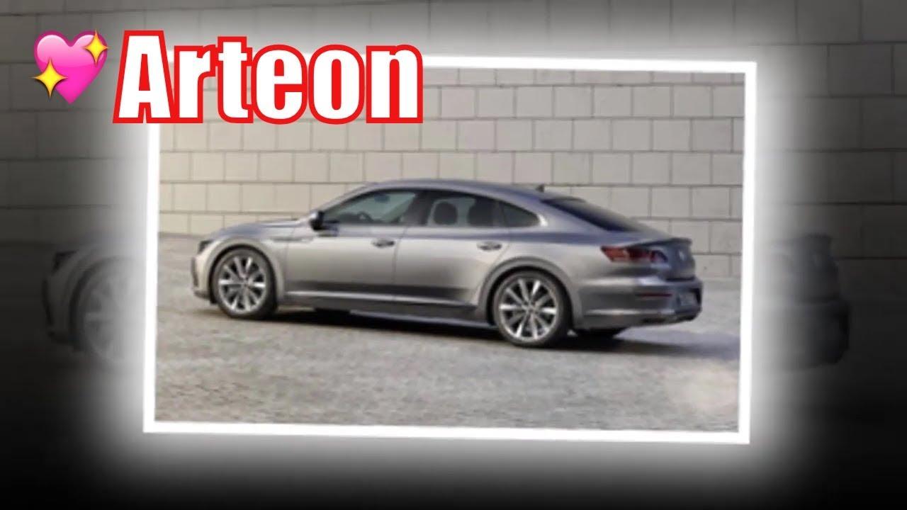 2020 Volkswagen Arteon Sel Premium R Line 2020 Volkswagen Arteon