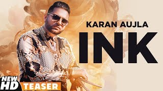Teaser | Ink | Karan Aujla | J Statik | Releasing On 17th October 2019 | Speed Records