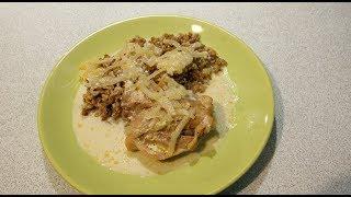 Простое, но очень вкусное второе из курицы. Рецепт из кавказкой кухни. #homelike, #georgianspices