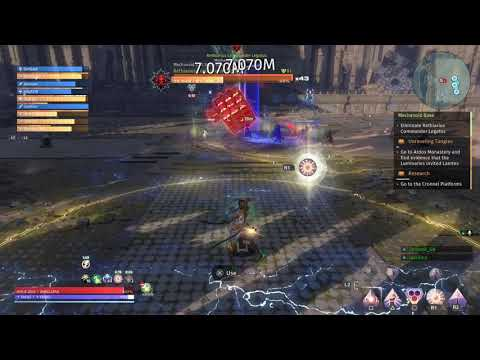 Skyforge C4 Rethiarius Commander Legatus Clear [PS4] [9 man]