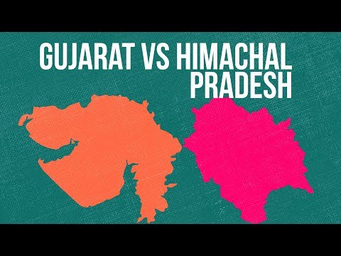How Himachal Pradesh Trumps Gujarat Even Though Modi's State Is The Economic Powerhouse