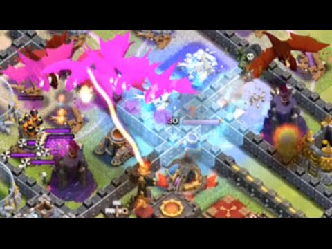 Clash of Clans Attacks - New Troop Combinations! Episode 98!
