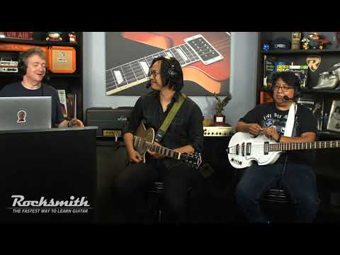 Rocksmith Remastered - Bloodhound Gang Song Pack - Live from Ubisoft Studio SF