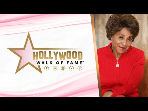 Marla Gibbs - Hollywood Walk of Fame Ceremony - Live Stream