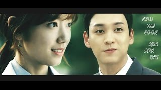 Video [FMV HD] Someone Like You --- Choi Tea Joon & Park Shin Hye (Cover Lyric Video BTS [방탄소년단] V) download MP3, 3GP, MP4, WEBM, AVI, FLV Juli 2018