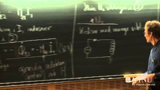38. RL-krets. Gjensidig induktans. Magnetisk energi