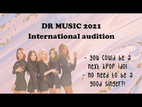 DR MUSIC INTERNATIONAL AUDITION 2021 || Anyone can participate! || It's Ohu