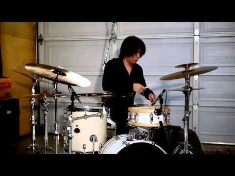 SMOOTH CRIMINAL drum cover (Michael Jackson / Steven Chen)