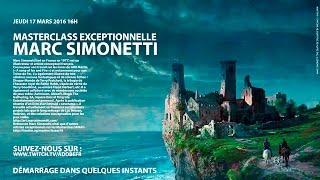Masterclass : L'illustration numérique avec Marc Simonetti |Adobe France