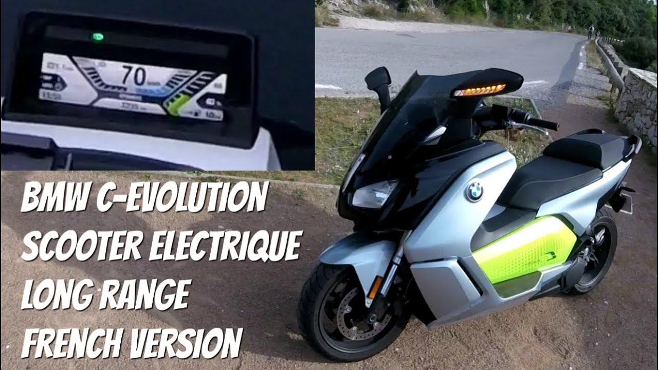 essai bmw c evolution long range en francais french version youtube