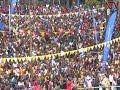 Thousands attend Papal mass at Namugongo
