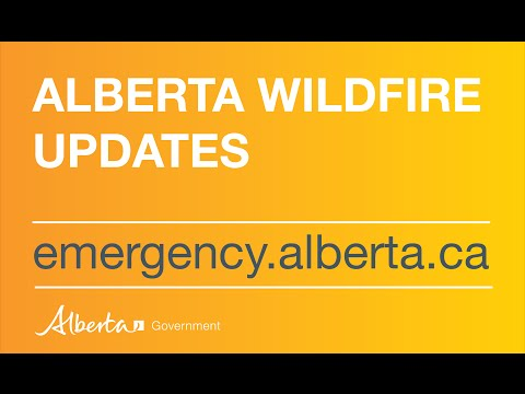 Wildfire Update #11 - May 10 at 2:30pm Mountain Time