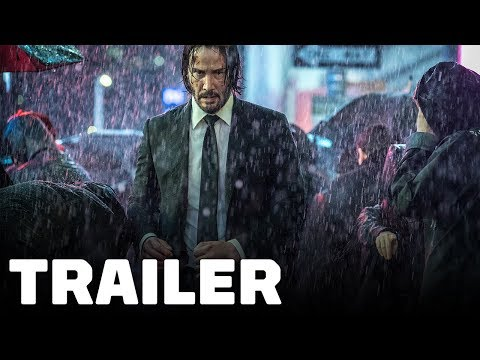 John Wick: Chapter 3 – Parabellum Official Trailer (2019) Keanu Reeves, Halle Berry