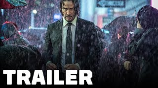 John Wick: Chapter 3 - Parabellum Official Trailer (2019) Keanu Reeves, Halle Berry